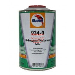 آستر پلاستیک (چسپ سپر) طوطی (گلازوریت آلمان) 0-934 Glasurit1K-Plastics Primer