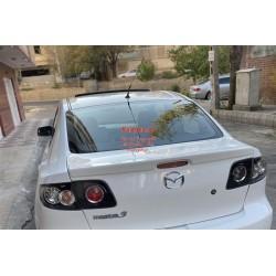 پک خشگیری و ترمیم رنگ اتومبیل سفید مزدا 3 Mazda