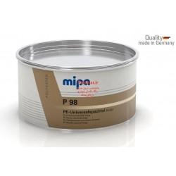 بتونه سنگی چندمنظوره بدنه خودرو میپا (آلومینیوم ، گالوانیزه و پلاستیک)Mipa Universalspachtel P98