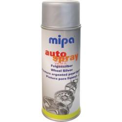 اسپری رنگ فابریکی رینگ خودرومیپا Mipa Felgensilber