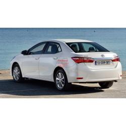 پک خشگیری و ترمیم رنگ اتومبیل سفید تویوتا کرولا (کدرنگ 040) TOYOTA COROLA