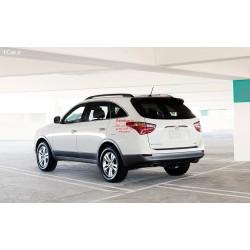 پک خشگیری و ترمیم رنگ اتومبیل سفید هیوندای وراکروز ix55 با کد رنگ Hyundai Veracruz 3M