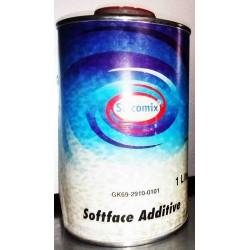 نرم کننده رنگ softface additive